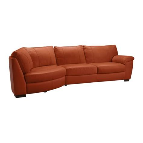 ikea red leather couch living room furniture sofas coffee tables inspiration
