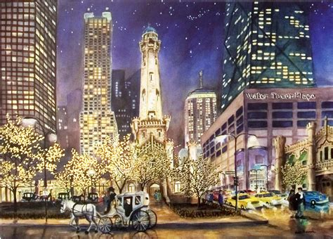 Wonderful Christmas In Illinois #3: Chicago.jpg