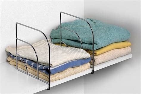 Wardrobe Dividers by Top 5 Space Saving Closet Organization Solutions Maeve S