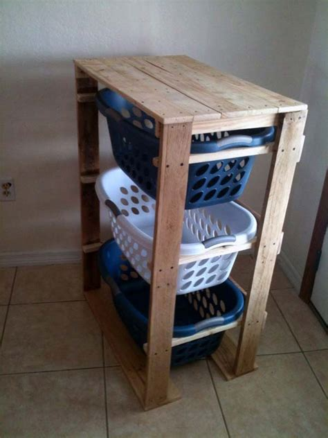 10 wonderful and cheap diy 25 beautiful cheap pallet diy storage projects to realize