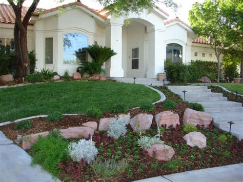 easy front yard landscaping easy front yard landscaping