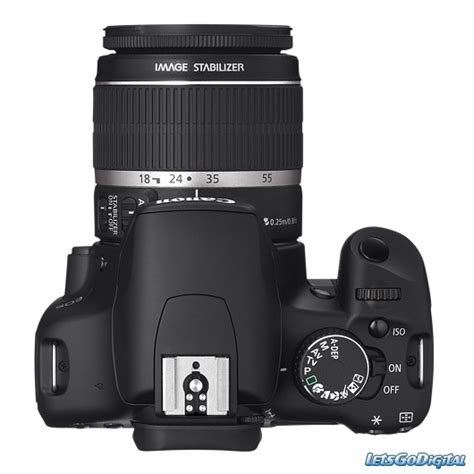 Kamera Canon Rebel Xsi canon eos 450d