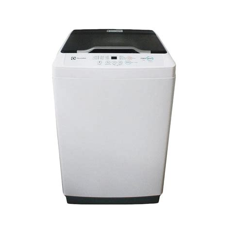 Mesin Cuci Electrolux 7 Kg Second jual electrolux top loading mesin cuci putih auto 7 5 kg power boost harga