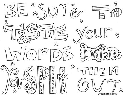 free doodle words free doodle coloring pages the spirit word gianfreda net