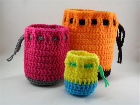 crochet patterns bags drawstring digital download pdf crochet pattern drawstring bag set