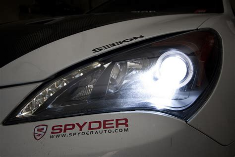 Sepatu Anak Import Led Wings Size 31 35 Murah spyder auto led headlights black importshark