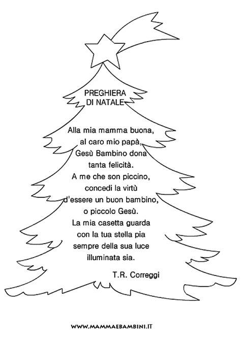 cornici per poesie poesia natale con cornice preghiera di natale mamma e