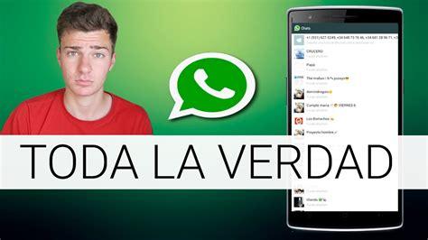 tutorial para hackear whatsapp hackear whatsapp y espiar conversaciones 191 se puede 2017