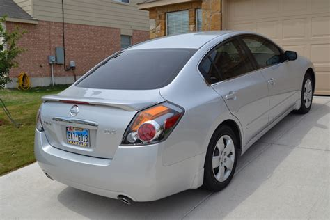nissan altima sport 2007 2007 nissan altima 2 5 related infomation specifications
