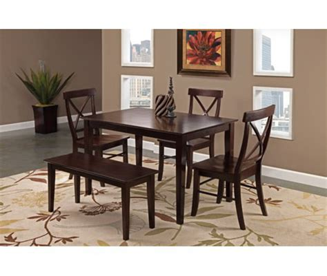 Room Essentials Oakview Dining Set Dining Essentials Room Concepts