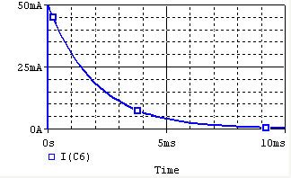 charging and discharging of capacitor wiki rc and rl exponential responses northwestern mechatronics wiki