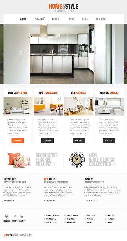 home design wordpress theme home interior wordpress themes home design and style