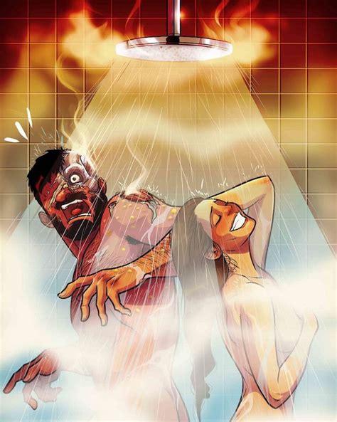 lif art 16 relationship comics depict married life through illustration