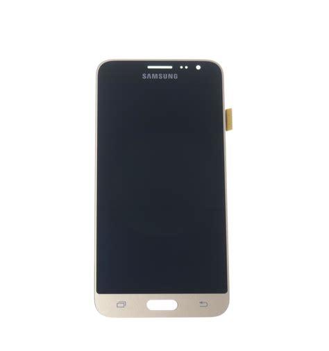 Lcd Taucshreen Samsung J3 J320 2016 Gold Set lcd touch screen gold original for samsung galaxy j3