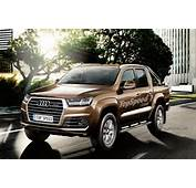 2019 Audi Pickup  Picture 685908 Truck Review Top Speed