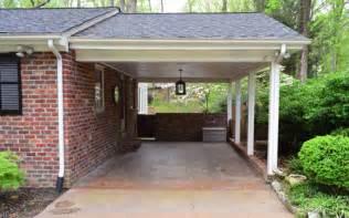 build my house building a garage or carport pergola house