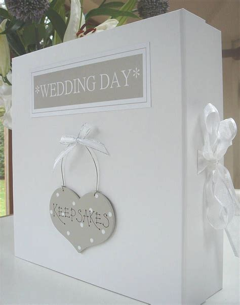 Wedding Memory Box Ideas by 17 Best Images About Memory Keepsake Boxes Ideas