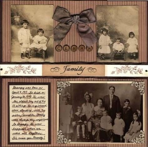 themes in old story time 1000 images about family heritage scrapbook layouts on