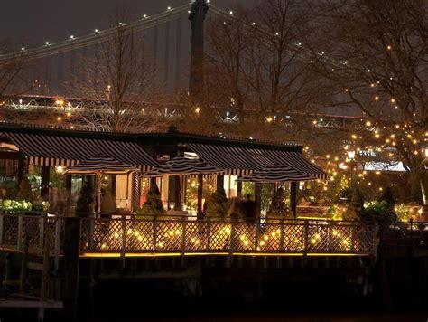best restaurants in the best waterfront restaurants in new york
