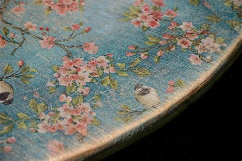 serviette decoupage on wood 25 great ideas about decoupage furniture on