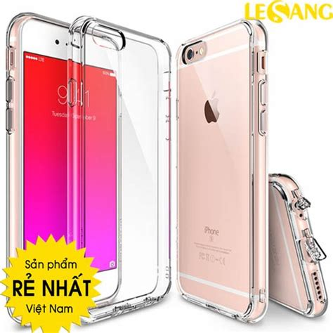 Iphone 6s Plus 6 Plus Ringke Fusion Iphone 6s Plus 6 Plus Original ốp lưng iphone 6s plus 6 plus ringke fusion trong suốt chống sốc