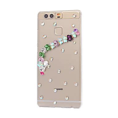 Sport Huawei P9 Honor 4c Honor 5x Dll per custodia huawei p9 p9 lite p8 p8 lite honor 8 custodie cover con diamantini custodia