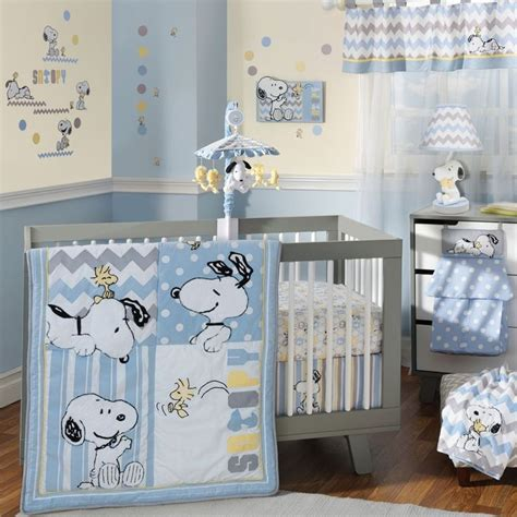 Snoopy Baby Crib Bedding 17 Best Ideas About Snoopy Nursery On Baby Snoopy Snoopy And Peanuts