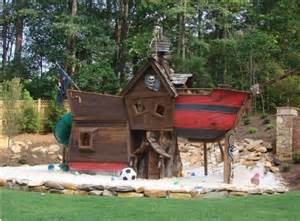 unique backyard playsets 30 cool outdoor play sets for kids summer activities