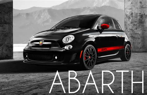 2016 fiat 500 vs 2016 fiat 500 abarth