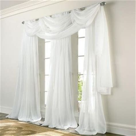 pink and white sheer curtains elegance white sheer voile curtain 60 quot w x 45 quot l panel 60 quot w
