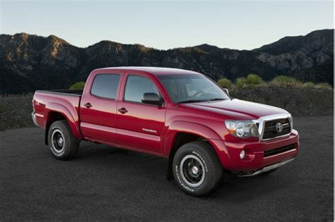 2011 Toyota Tacoma Recalls 2005 2011 Toyota Tacoma Recalled For Flaw That Could Cause