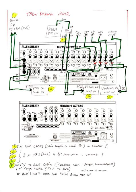 mixer diagram audio mixer setup diagram audio free engine image for