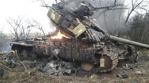 New Syiria Ori Kheva Mauza ukrainian t 64 of the 17th guards tank brigade knocked out