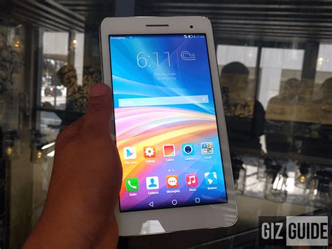Tablet Huawei Lazada huawei t1 7 0 plus unboxing and impressions multimedia tablet for less