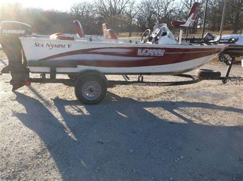 boat loan rates springfield mo 2004 lowe sea nymph v fm165 in warsaw kansas city