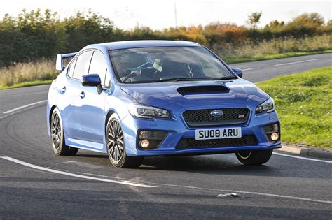 subaru sti subaru wrx sti 2016 term test review car magazine