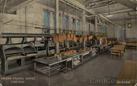 Grand Kitchen Chicago Il Kitchen Grand Pacific Hotel Chicago Il