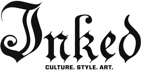 tattoo magazine logo tattoofinder com creates strategic relationships through