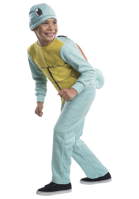 comfortable costumes child squirtle costume