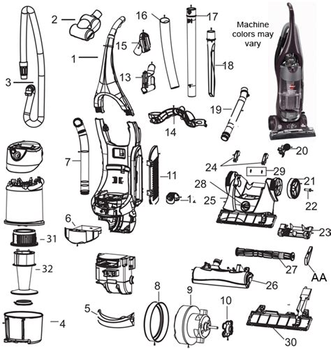 bissell proheat parts diagram bissell carpet cleaner parts diagram bissell free engine
