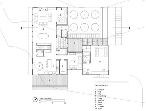 courtyard plans simple contemporary courtyard house plan that you want
