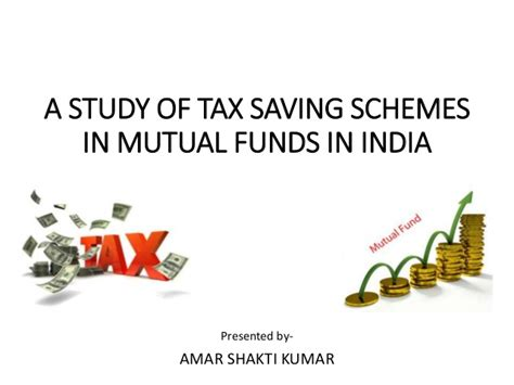 How To Fund Mba In India by A Study Of Tax Saving Schemes In Funds In India
