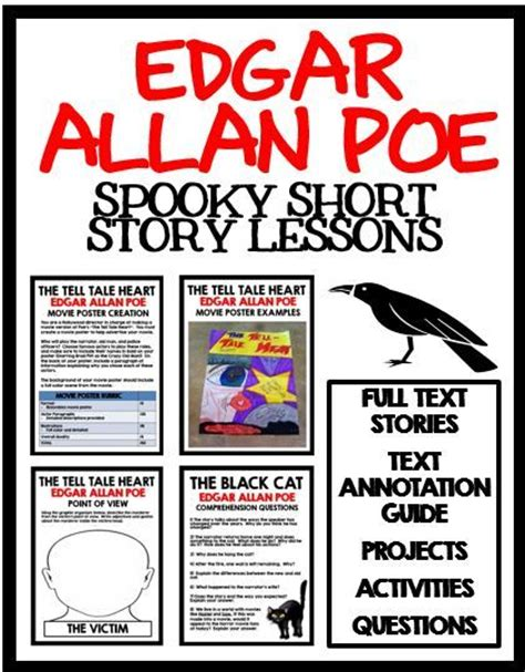 edgar allan poe biography project the tell tale heart analysis essays