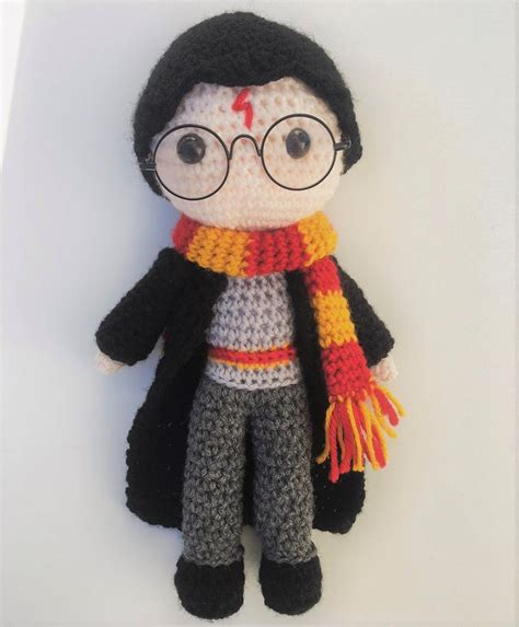 amigurumi harry potter free harry potter amigurumi pattern harry potter free