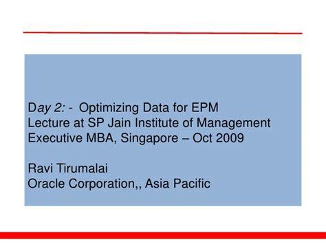 Mba Candidates At Ntu Singapore Mba Linkedin by Optimizing Data For Epm