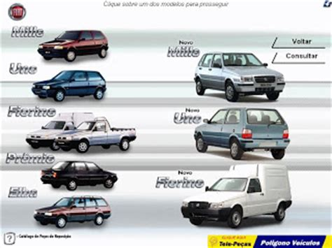 Epc Brazil 2014 autoparts catalogs fiat brasil oic