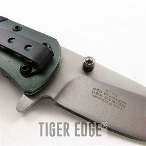 small assisted knife tac black roach small assisted folding knife