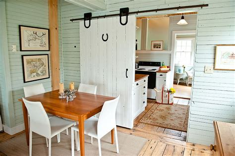 doors dining room 25 diverse dining rooms with sliding barn doors