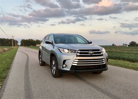 toyota highlander reviews 2017 2017 toyota highlander review 5 things buyers need to