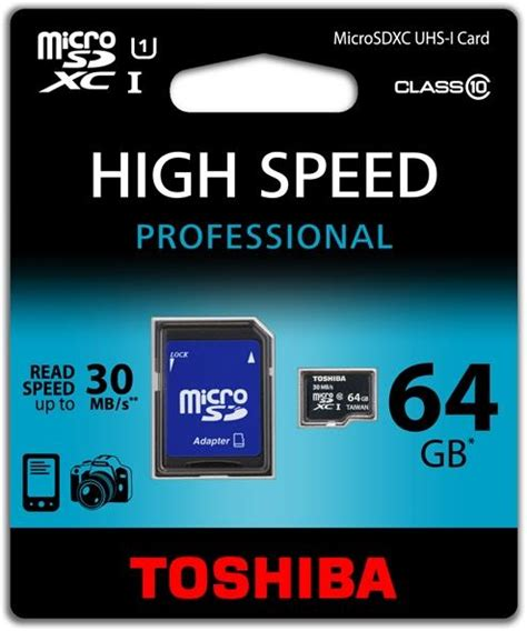 Toshiba Microsdhc Uhs I Class 10 30mb S 32gb Withsd Card Adapter S toshiba 64gb micro sdxc uhs i class 10 30mb s with adapter ειδικεσ μνημεσ per 333676